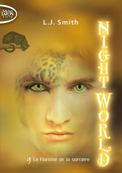 Night World - tome 9 La flamme de la sorcière