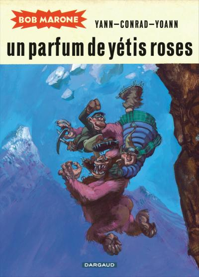 Un parfum de yétis roses