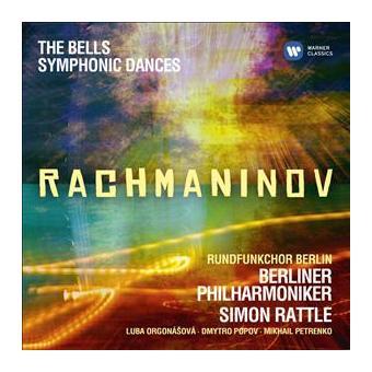 Rachmaninov: Symphonic Dances · The Bells - CD