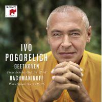 Beethoven: Piano Sonatas Opus 54 & 78 Rachmaninoff: Piano sonata numèro 2 Opus 36
