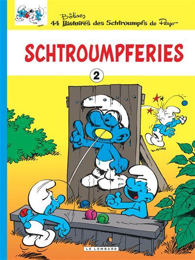 Schtroumpferies - Tome 2 - Schtroumpferies