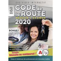 Coffret Code de la route 2020 DVD