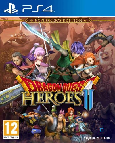 Dragon Quest Heroes II Edition Explorers PS4
