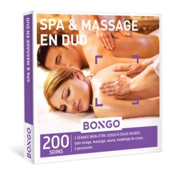 Bongo FR SPA + Massage en Duo
