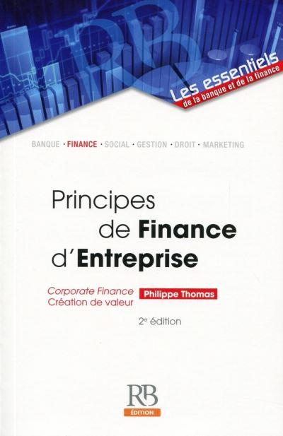Principes de finance d'entreprise