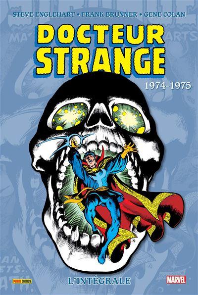 Doctor Strange: L'intégrale T05 (1974-1975)