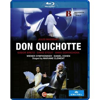 Don Quichotte Blu-ray