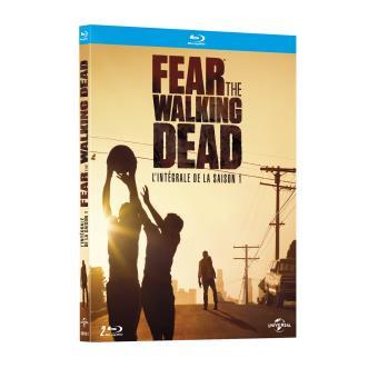 Fear the walking deadFear the walking dead Saison 1 Blu-ray