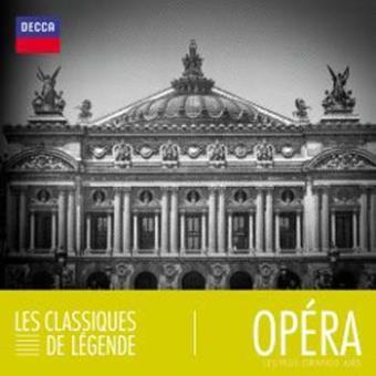 Les Classique de Legénde : L'Opéra