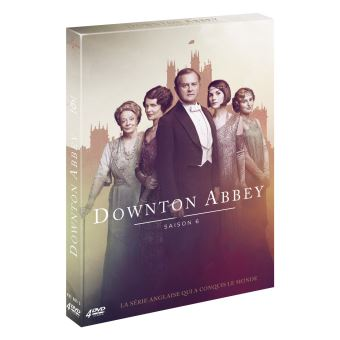 Downton AbbeyDownton Abbey Saison 6 DVD