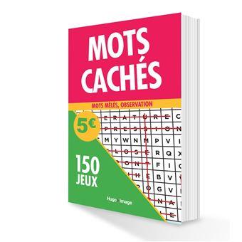 150 Jeux Mots Cachés Broché Collectif Achat Livre Fnac