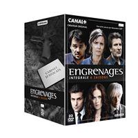 Engrenages Saisons 1 à 6 Coffret DVD