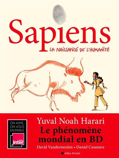 Sapiens - tome 1 ( BD)