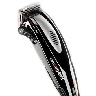 Tondeuse Cheveux Babyliss E956e Pro 45 Intensive Noire Et Argent