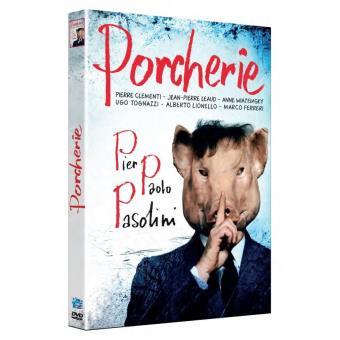 Porcherie DVD