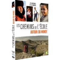 Les Chemins de l'école autour du monde Coffret  DVD