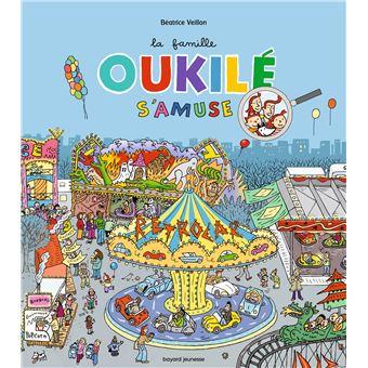 La famille OukiléLa famille Oukilé s'amuse !