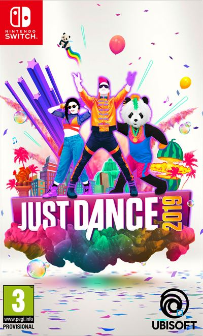 Just Dance 2019 Nintendo Switch