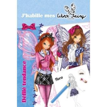 WinxWinx Fairy Couture - J'habille 2 - Défilé tendance