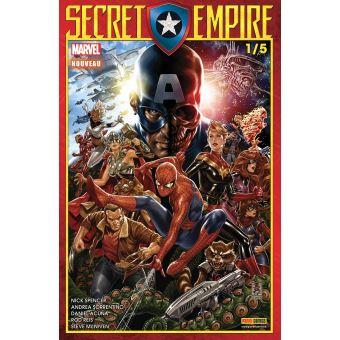 Secret EmpireSecret Empire n°1