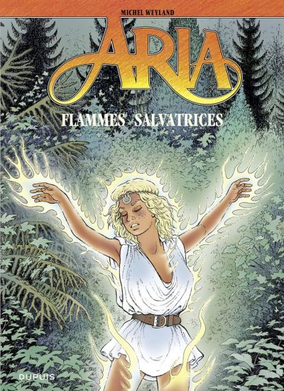 Aria - tome 39 - Flammes salvatrices - 9791034745616 - 5,99 €