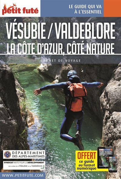 Vallee de la vesubie & de la valdeblore 2017 carnet petit fute + offre num
