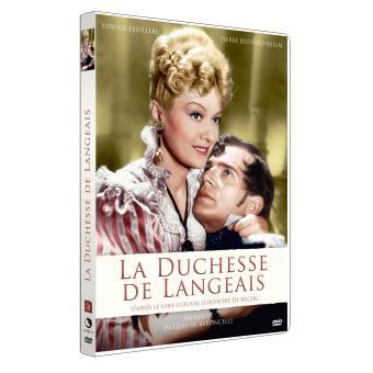 La Duchesse de Langeais - DVD