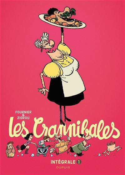 Les Crannibales - L'intégrale - Les Crannibales (intégrale) 1995 - 2000
