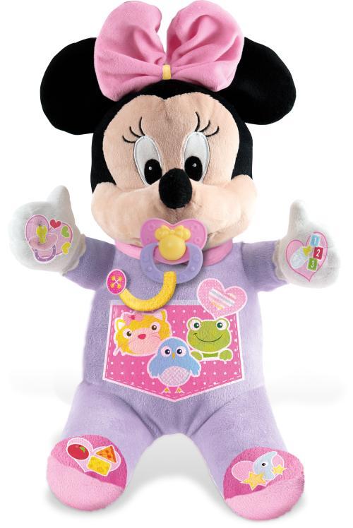 Ma poupée à cajoler Minnie