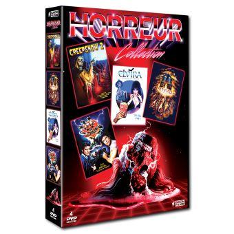 Coffret Horreur Collection 4 Films DVD
