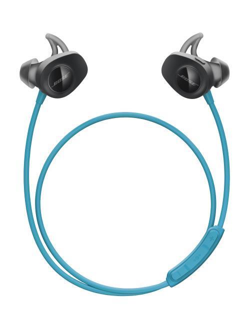 Écouteurs sans fil Bose SoundSport Bleu