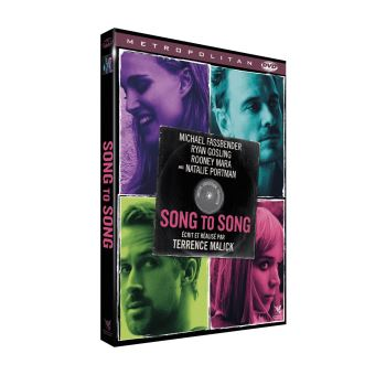SONG TO SONG-FR-DVD+BOOK