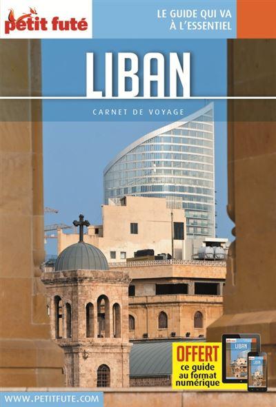 Liban 2018 carnet petit fute
