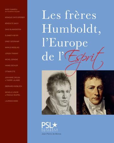Les frères Humboldt, l'Europe de l'esprit [exposition, Paris, Observatoire, 15 mai-30 juin 2014]