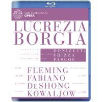 LUCREZIA BORGIA/BLURAY
