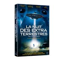 La nuit des extra-terrestres DVD