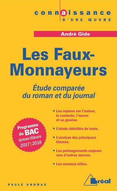 Les faux-monnayeurs - André Gide