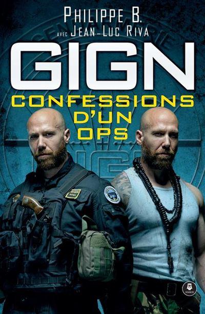 GIGN - Confessions d'un OPS - En tête d'une colonne d'assaut - 9782377530069 - 14,99 €