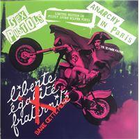 Anarchy In Paris - LP Silver Vinil