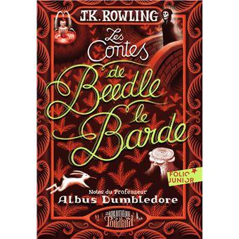 Les contes de Beedle le Barde - Dernier livre de J.K