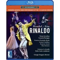 Rinaldo Blu-ray