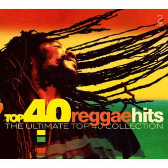 Top 40 - Reggae Hits | 2 CD