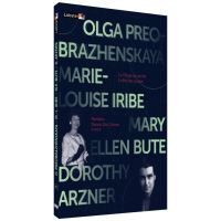 Coffret Les pionnières du cinéma : Olga Preobrazhenskaya, Marie-Louise Iribe, Mary Ellen Bute et Dorothy Arzner 4 Films DVD
