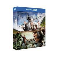 Coffret Pan, Jack et le chasseur de géants Blu-ray 3D