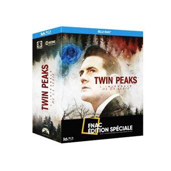 Twin PeaksCoffret Twin Peaks L'intégrale Edition Spéciale Fnac Blu-ray
