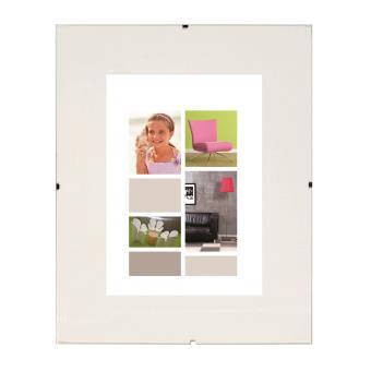 5 sur cadre photo brio sous verre normal 40x50 - Cadre photo 40x50 ...