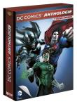 DC Comics : Anthologie - 10 DVD
