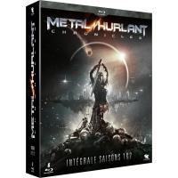 Coffret Metal Hurlant Chronicles Saisons 1 et 2 Edition limitée Blu-ray