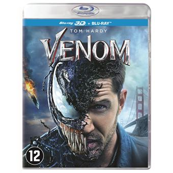 Venom (3D)-BIL-BLURAY 3D