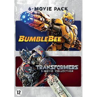TRANSFORMERS 1-5/BUMBLEBEE-BOX-BIL